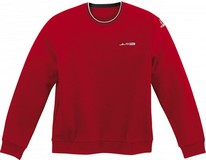 Sweat-Shirt,rot
